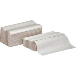 Ręczniki papierowe składane zz kolor szary