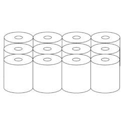 Ręcznik Papierowy Czyściwo Mini 12 rolek pakowanie