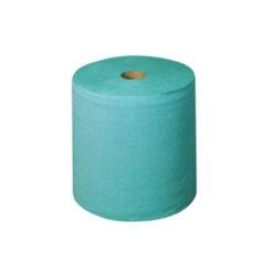 Ręcznik Papierowy zielony Czyściwo Maxi przemysłowe