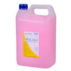 Mydło w płynie malaga różowe 5 litrów