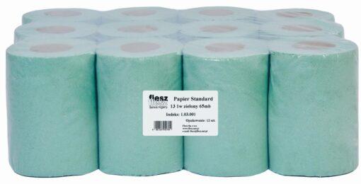 Ręcznik Papierowy Czyściwo Mini Zielone