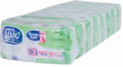 Papier toaletowy 64 rolki biały celuloza