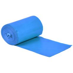 Worki na śmieci niebieskie