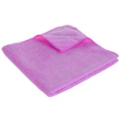 Ściereczka z mikrofibry różowa