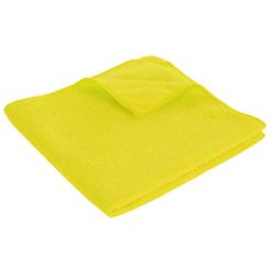 Ściereczka z mikrofibry żółta